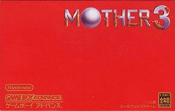 Mother 3 Cover Box