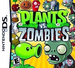 Plants vs. Zombies Cover Box