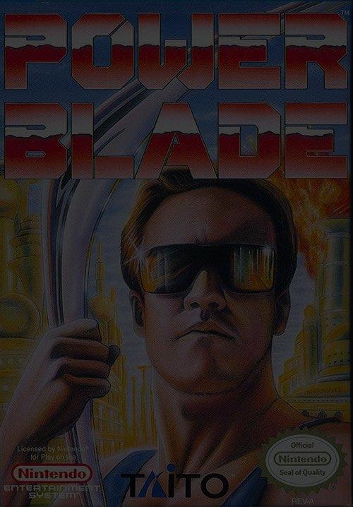 Power Blade - Nintendo NES