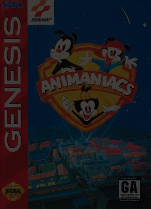 Animaniacs - Sega Genesis