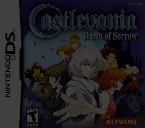 Castlevania: Dawn of Sorrow - Nintendo DS (NDS)