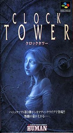 Clock Tower Cover Box