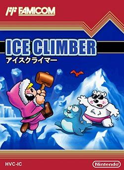 Ice Climber Cover Box