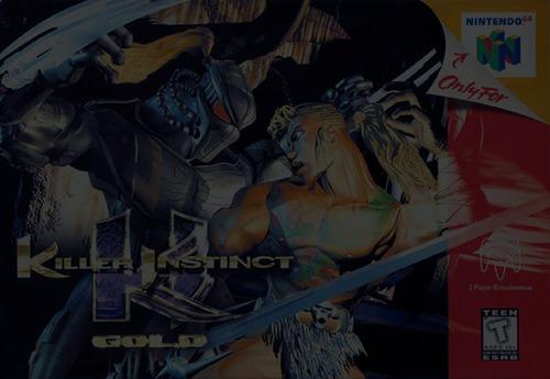 Killer Instinct Gold - Nintendo 64 (N64)