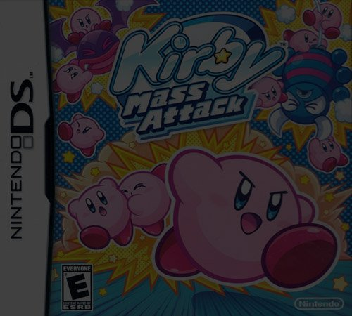 Kirby Mass Attack - NDS