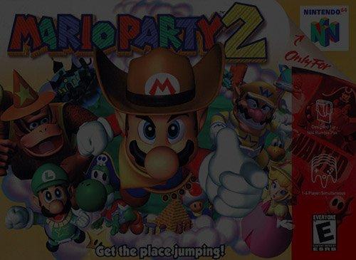 Mario Party 2 - Nintendo 64 (N64)