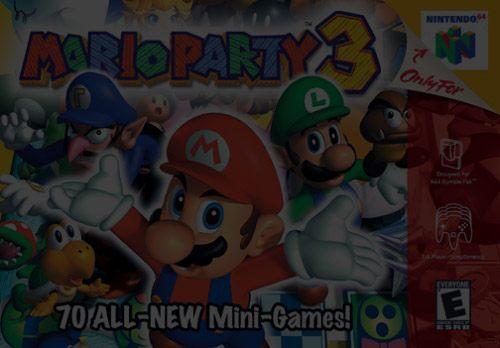 Mario Party 3 - Nintendo 64 (N64)