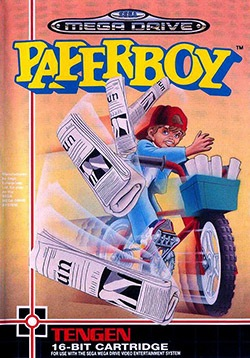 Paperboy Cover Box