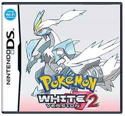 Pokemon White Version 2 Cover Box