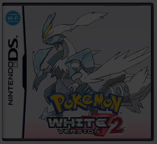 Pokemon White Version 2 - Nintendo DS (NDS)
