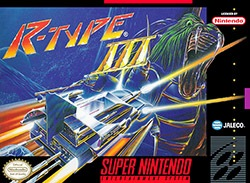 R-Type III: The Third Lightning Cover Box
