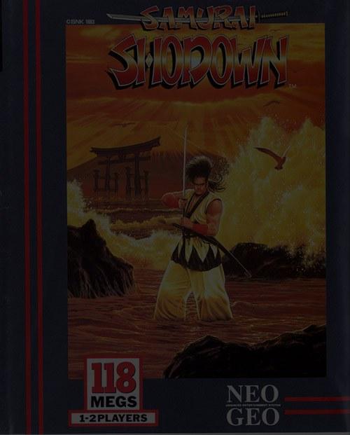 Samurai Shodown - Neo Geo