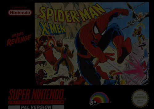 Spider-Man and the X-Men in Arcade's Revenge - Super Nintendo (SNES)