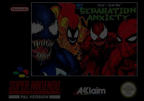 Spider-Man & Venom: Separation Anxiety - Super Nintendo (SNES)