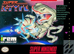 Super R-Type Cover Box