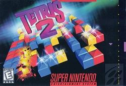 Tetris 2 Cover Box