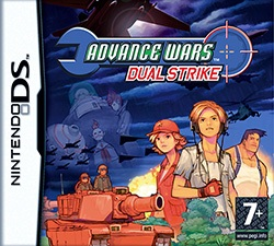 Advance Wars: Dual Strike Cover Box