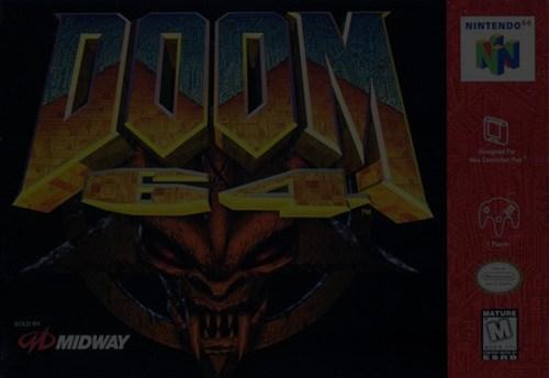 Doom 64 - Nintendo 64 (N64)
