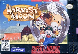 Harvest Moon Cover Box
