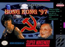 Hong Kong 97 Cover Box