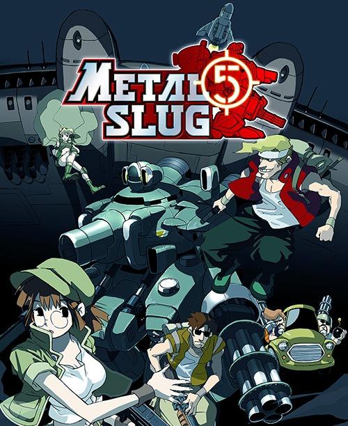 ▷ Play Metal Slug 5 on Neo Geo | Emulator Online