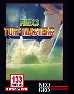 Neo Turf Masters / Big Tournament Golf Cover Box