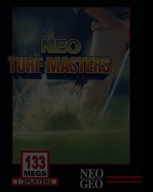 Neo Turf Masters / Big Tournament Golf - Neo Geo