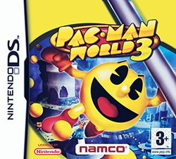 Pac-Man World 3 Cover Box