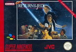 Super Star Wars: Return Of The Jedi Cover Box