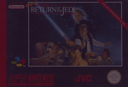 Super Star Wars: Return Of The Jedi - Super Nintendo (SNES)
