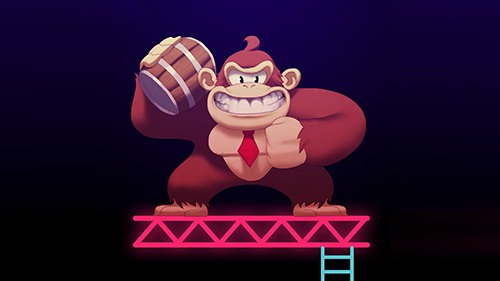 Donkey Kong Games Online