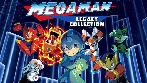 Mega Man Games Online