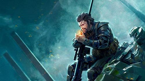 Metal Gear from Konami