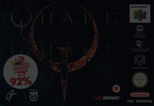 Quake 64 - Nintendo 64 (N64)