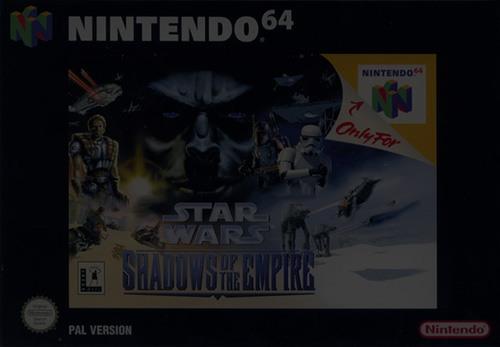 Star Wars: Shadows of the Empire - Nintendo 64 (N64)