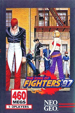 The King of Fighters '97 Cover Box