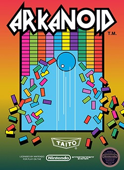 Arkanoid NES Online
