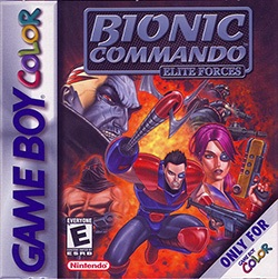 Bionic Commando: Elite Forces Cover Box