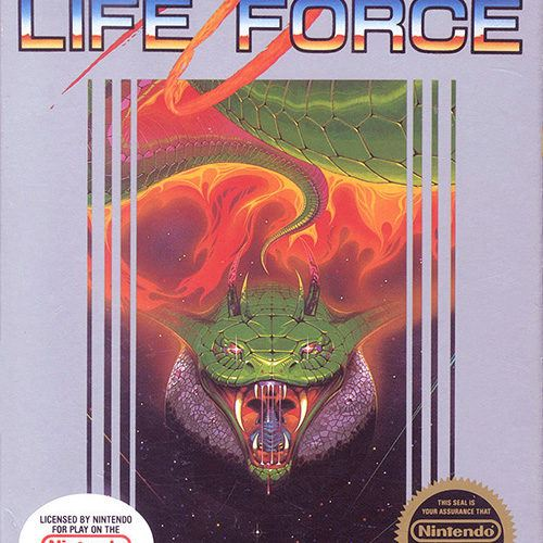 Life Force (Salamander)