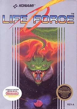Life Force: Salamander NES Online