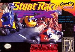 Stunt Race FX SNES Online