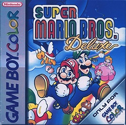 Play Super Mario Bros. Deluxe Game Boy (GBA) Online ...