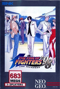 The King of Fighters '98 Neo Geo Online