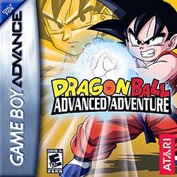 Dragon Ball: Advanced Adventure GBA Online