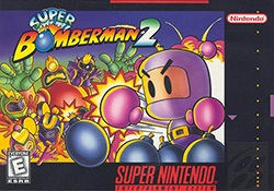 Super Bomberman 2 Cover Box