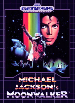 Michael Jackson's Moonwalker Cover Box
